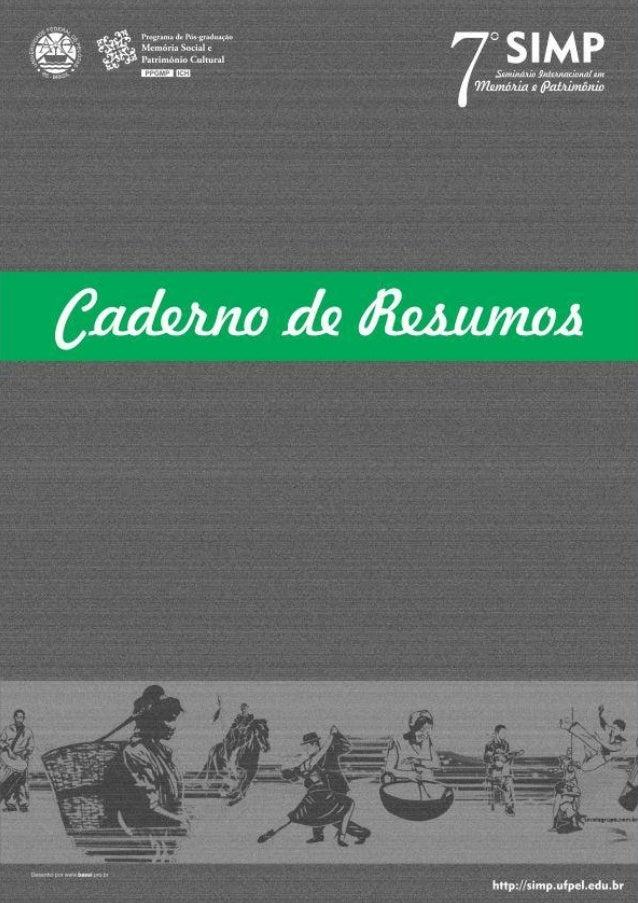 Indíce 1 – Por autor e painéis temáticos Adriana da Rocha Silva Dutra ............ 520 Alan Dutra de Melo ...................