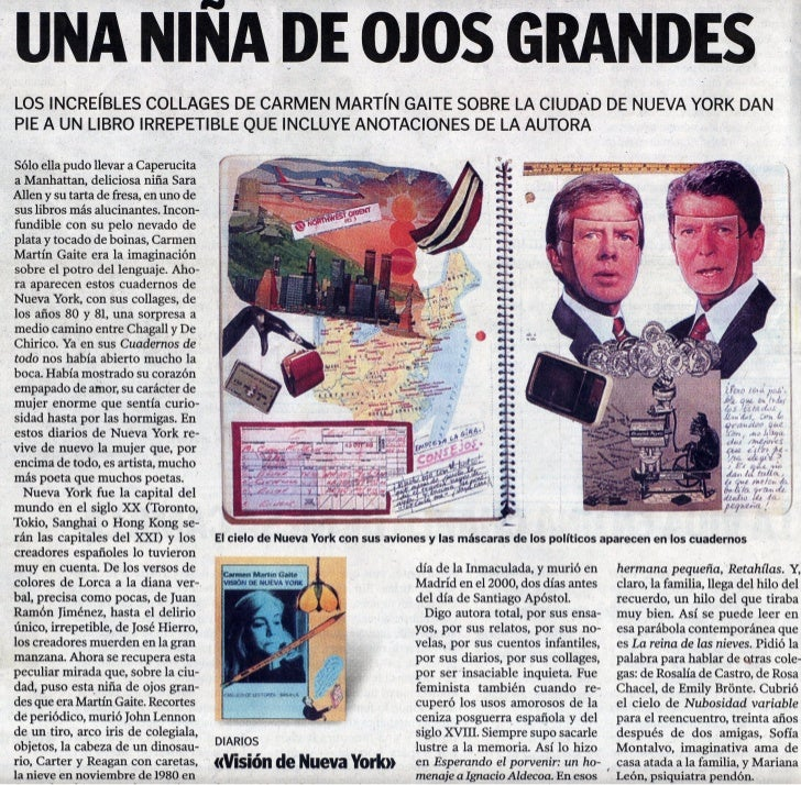 Cadernos Carmen Martín Gaite