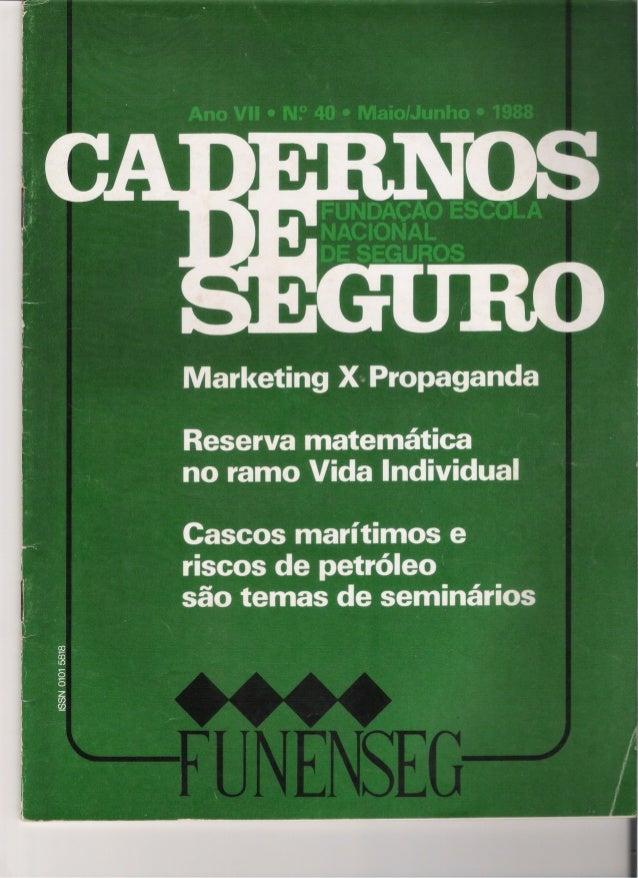 ,.  t  A gerência de riscos aplicada a riscos industriais Antonio Fernando Navarro  · . · ·  Engenheiro  Civil  Engenheiro...