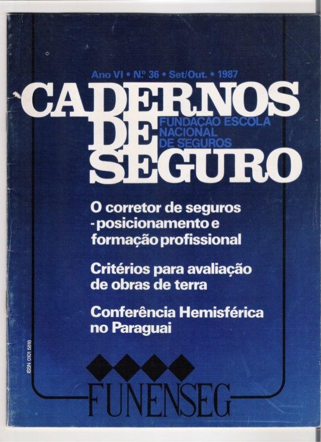 Critérios para a avaliação de obras de terra.. . Antonio Fernando Navarro ·Engenheiro Civil ·Engenheiro de Segurança do Tr...