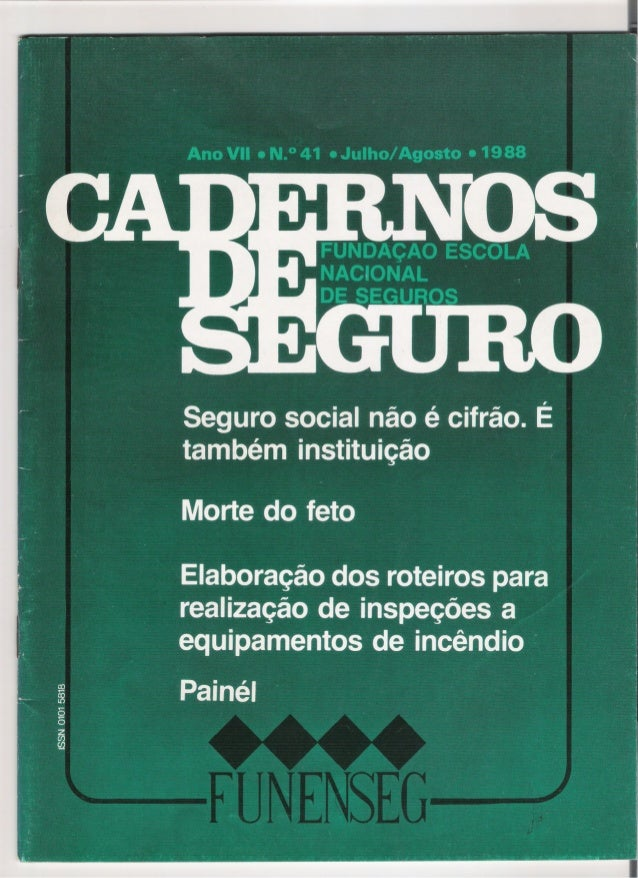 Elaboraçãode roteiros para realização de inspeções a equipamentos de incêndio Parte I Antônio Fernando Navarro Apresentaçã...