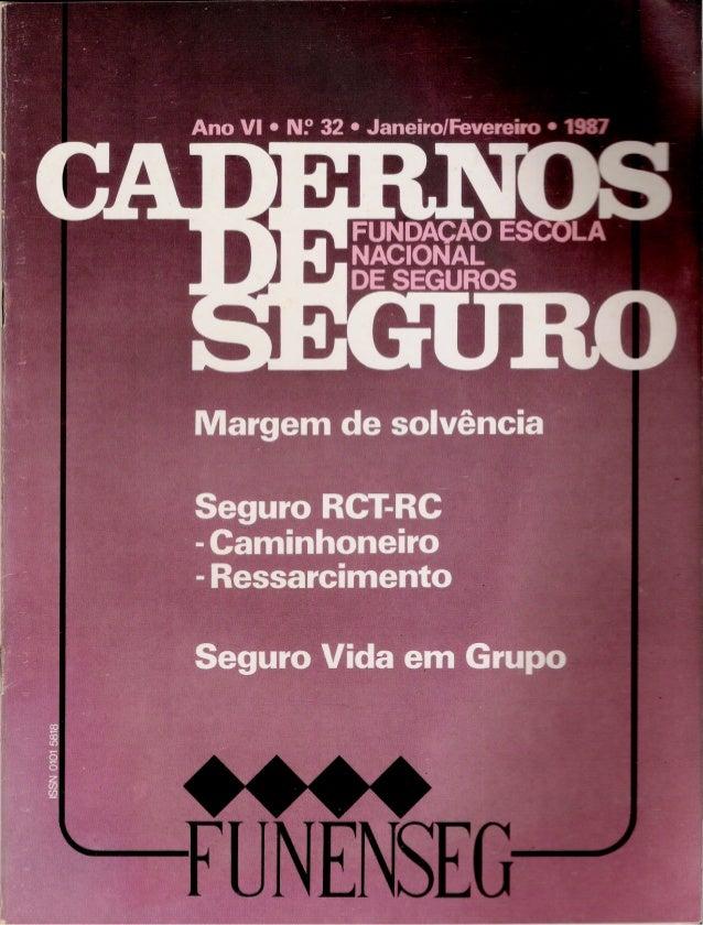 o seguro e a segurança patrimonial 2~ parte Antonio Fernando Navarro .Engenheiro civil ·Engenheiro de Segurança do Trabalh...
