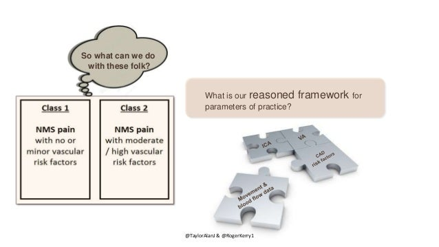 So what can we do with these folk? What is our reasoned framework for parameters of practice? @TaylorAlanJ & @RogerKerry1