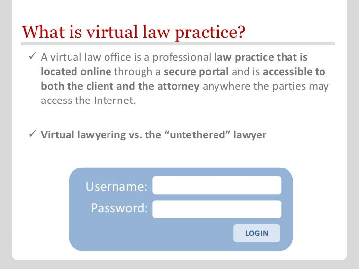 Keynote on Future of Legal Services Delivery Slide 3
