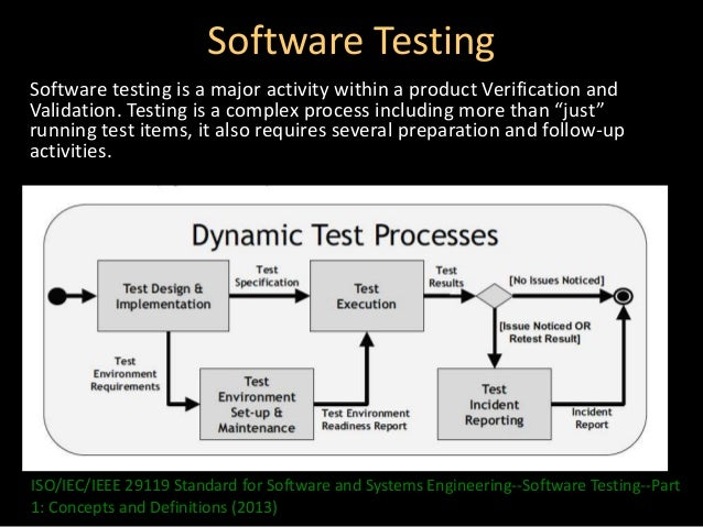 Software Testing And/Or Software Monitoring: Differences And Common…