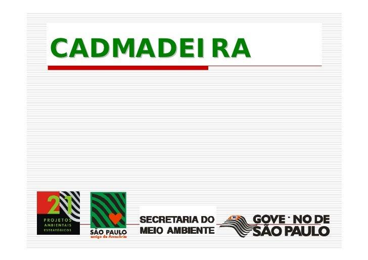 CADMADEIRA