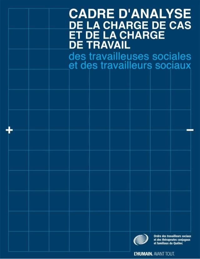 Ordre des travailleurs sociaux                et des thérapeutes conjugaux                et familiaux du QuébecL'HUMAIN. ...