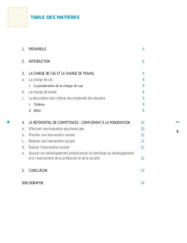 Cadre d'analyse de la charge de cas   2009 Slide 3