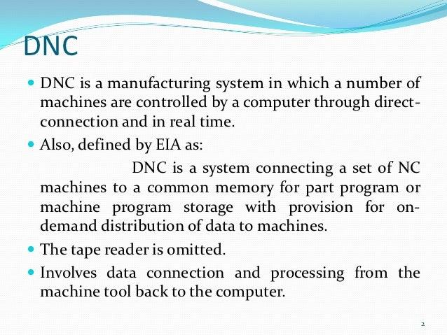 DNC SYSTEMS
