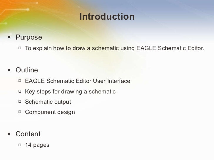 Eagle Part 2 Using The Eagle Schematic Editor Maxembedded