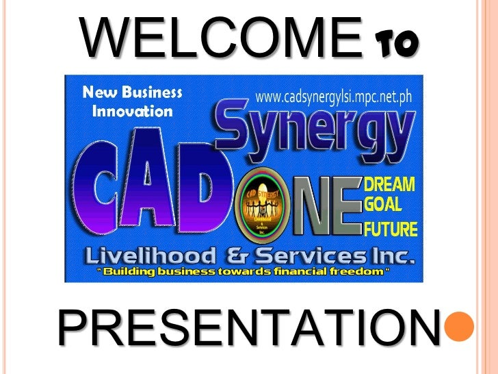 WELCOME toPRESENTATION