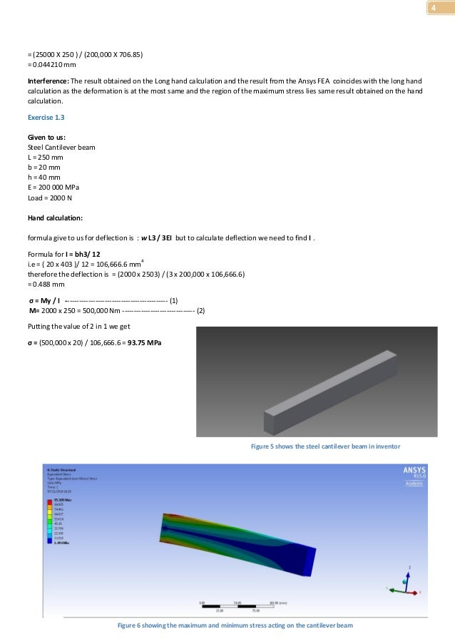 Beginner\'s idea to Computer Aided Engineering - ANSYS