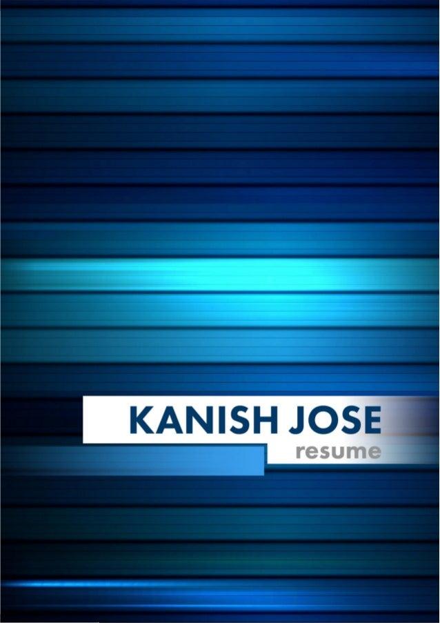 Kanish Jose Resume