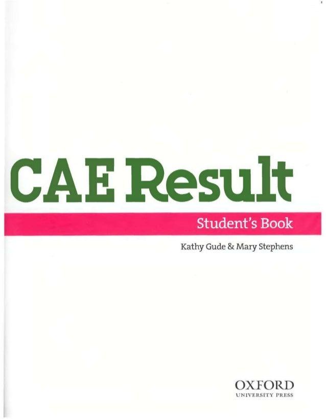 CAE Result Student's Book Slide 2