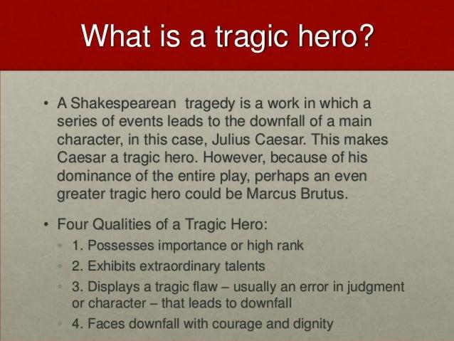 whose death is more tragic in julius caesar