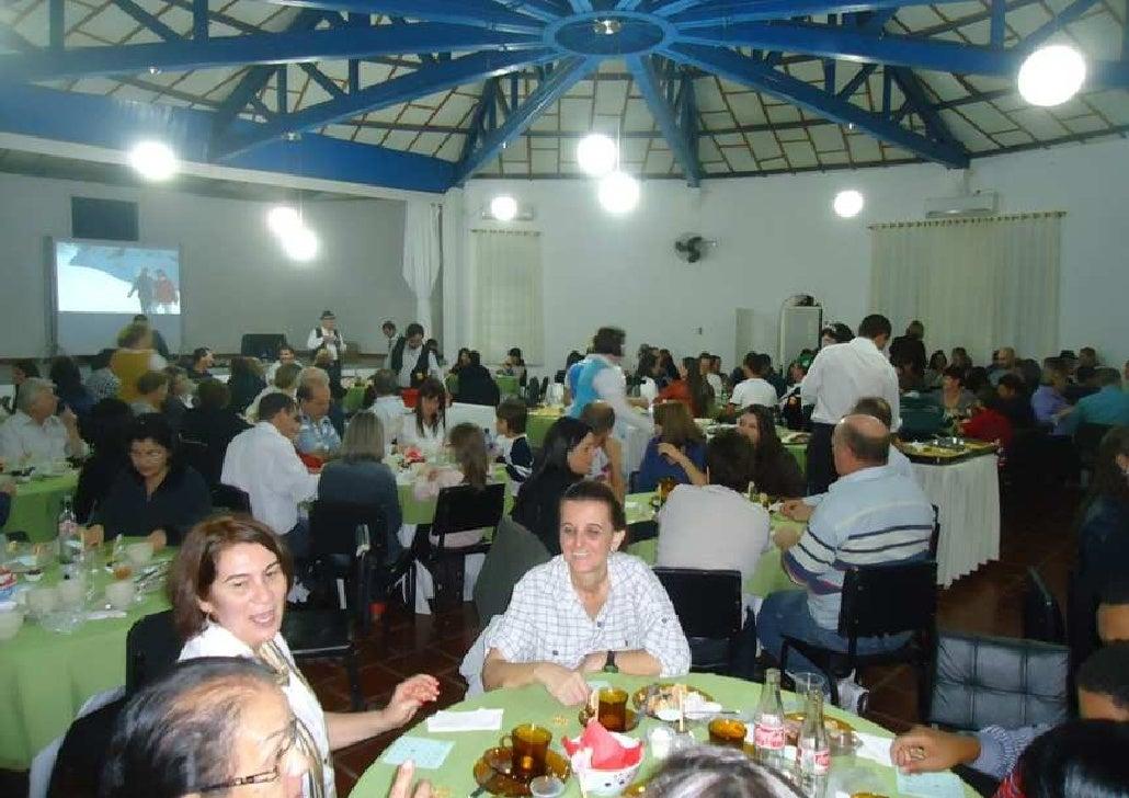Café Colonial Sociedade Germânica de Medianeira no dia 19 de maio de 2012 quando na ocasião foi feita uma homenegem póstum...