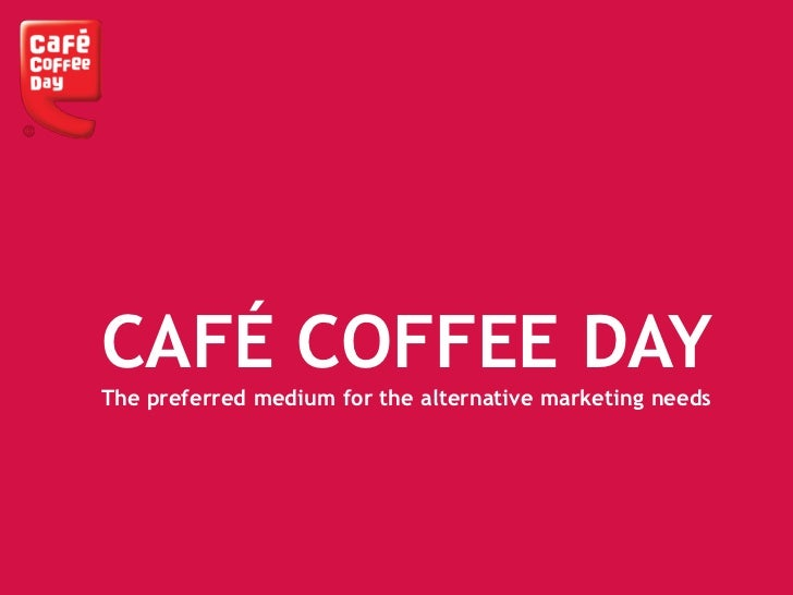 partner with cafe coffee day