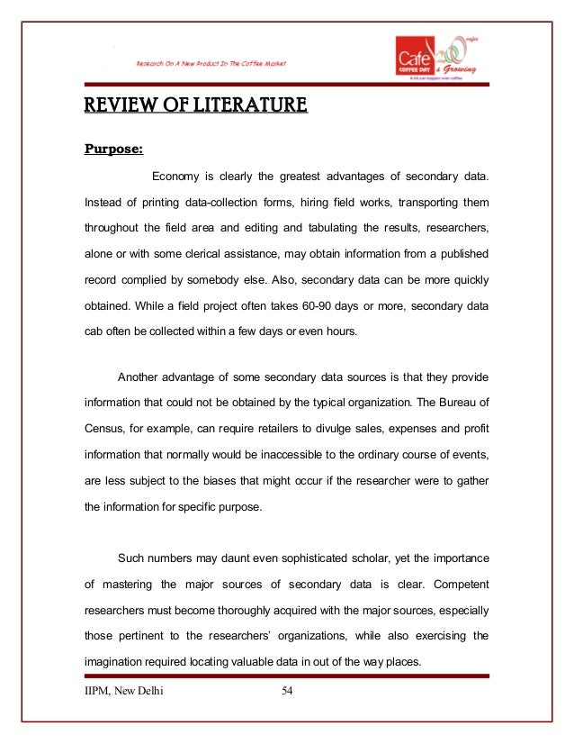review of related literature about the benefits of coffee Beneficial effects of green tea: a literature review many of these beneficial effects of green tea are related to its hormone replacement therapy, coffee.