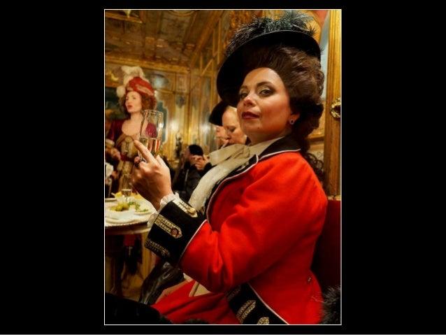 Cafe Florian: Carnaval de Venecia 2020 Slide 3