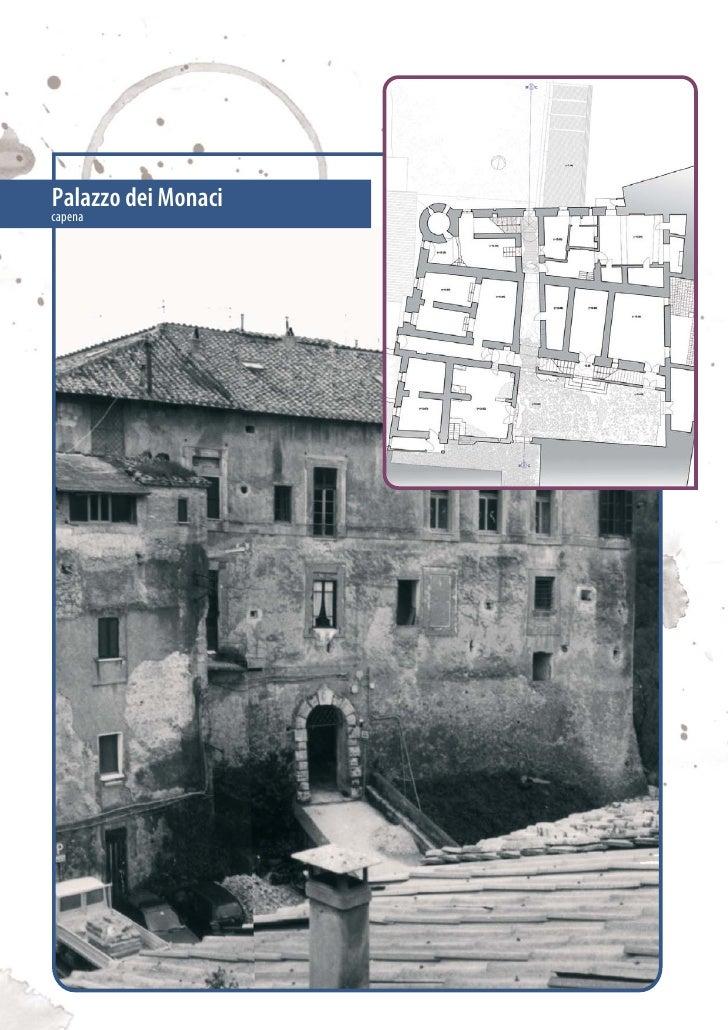 palazzo dei monaci capena