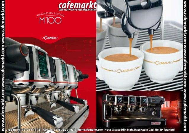 Cimbali M100 Espresso Makinesi