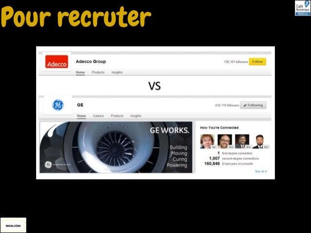 Pour recruter