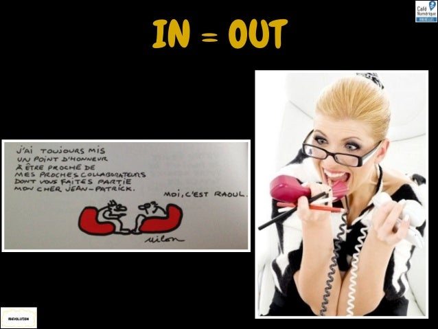 IN = OUT