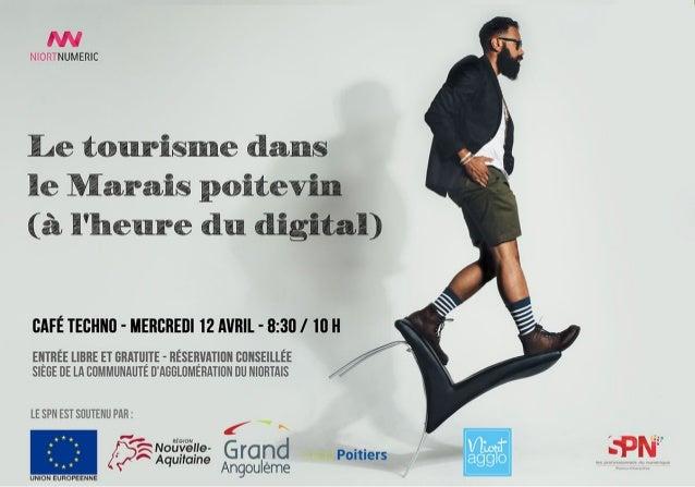 Le tourisme dans le Marais Poitevin à l'heure du digital