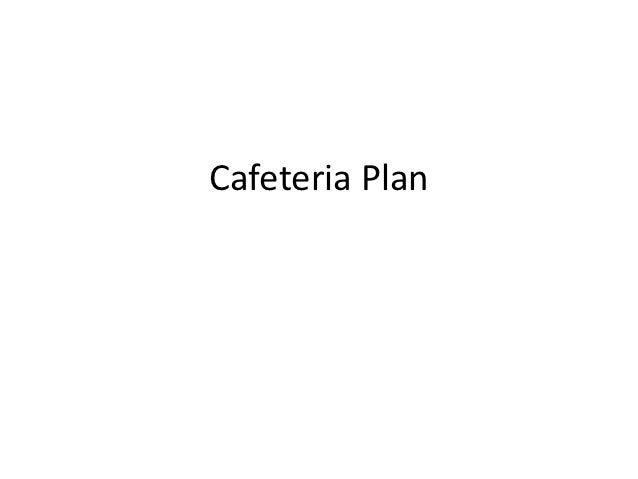 Cafeteria Plan