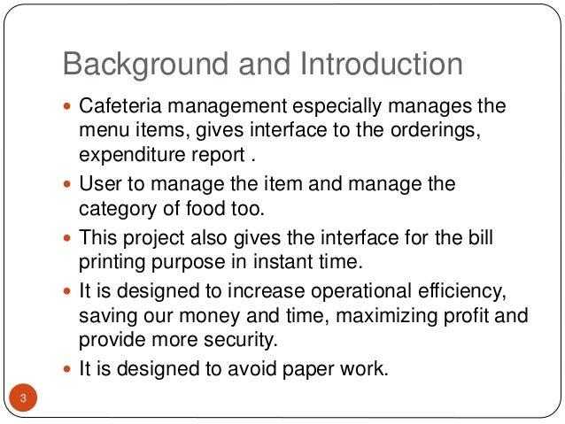 Cafeteria Management System In Sanothimi Campus Cms Suresh