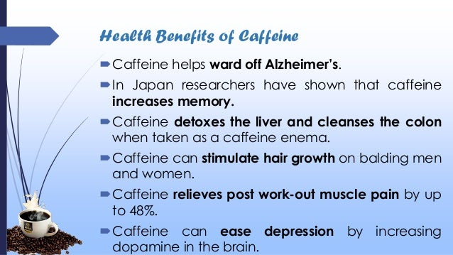 Image result for health benefits of caffeine