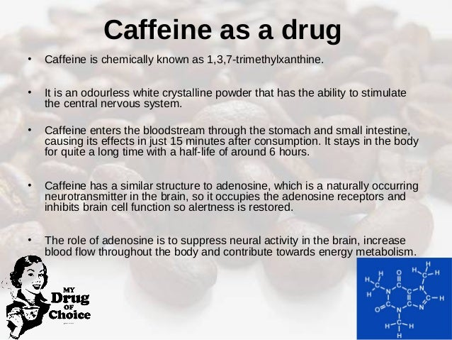 Neurologic Effects of Caffeine
