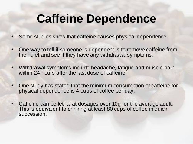 the secrets of caffeine essay The most common coffee ingredients which ensure that the beverage is a pleasure to drink are milk, sugar, coffee beans and water the other chemical constituents of coffee beans are responsible for its tempting aroma and some beneficial properties.