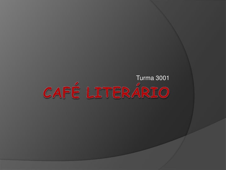 Turma 3001