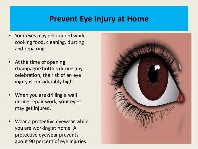 how to protect your eyes