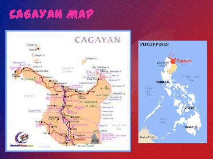 Cagayan Philippines Map.Cagayan