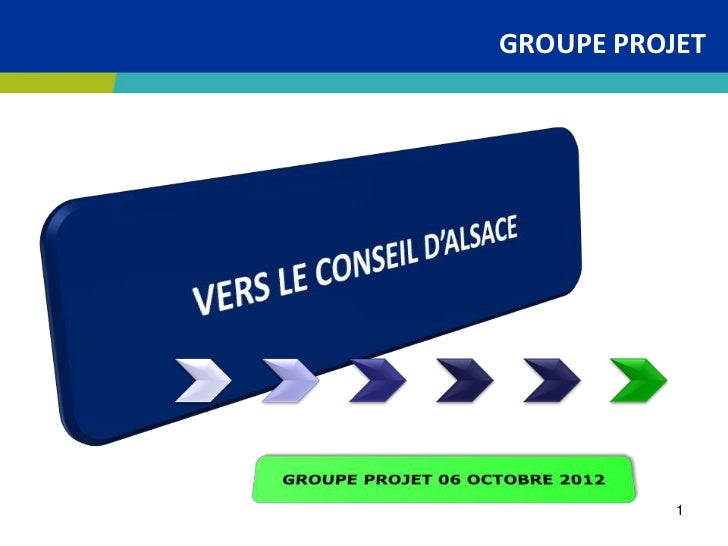 GROUPE PROJET           1