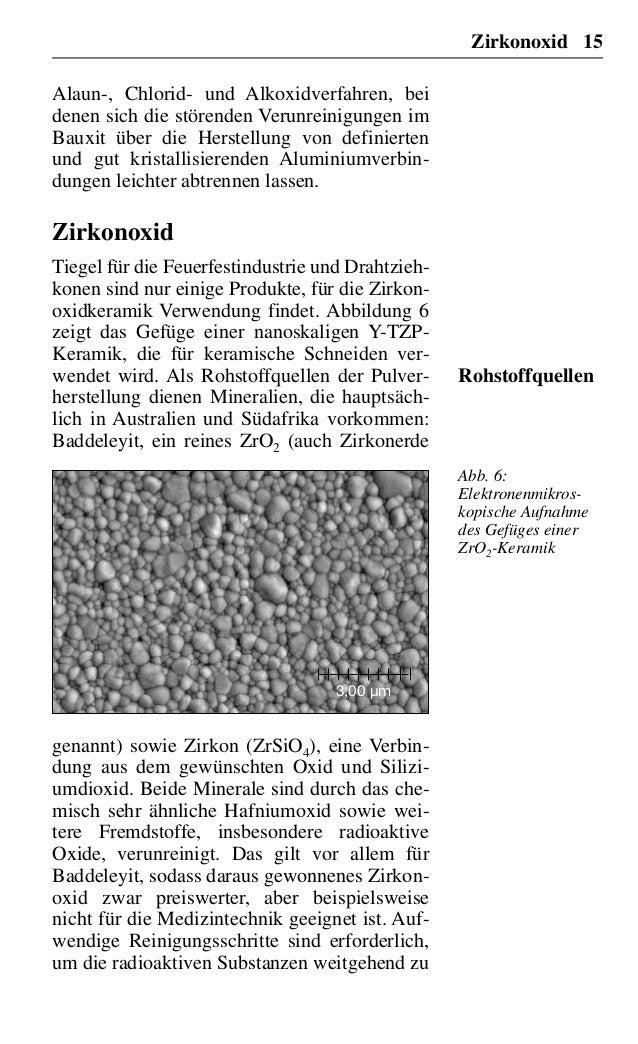 Handbuch technische Keramik