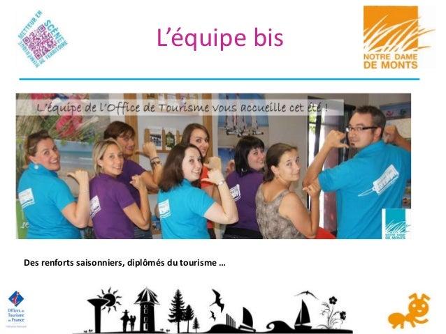 Cahier des charges strategie etourisme notre dame de monts - Saint jean de monts office du tourisme ...