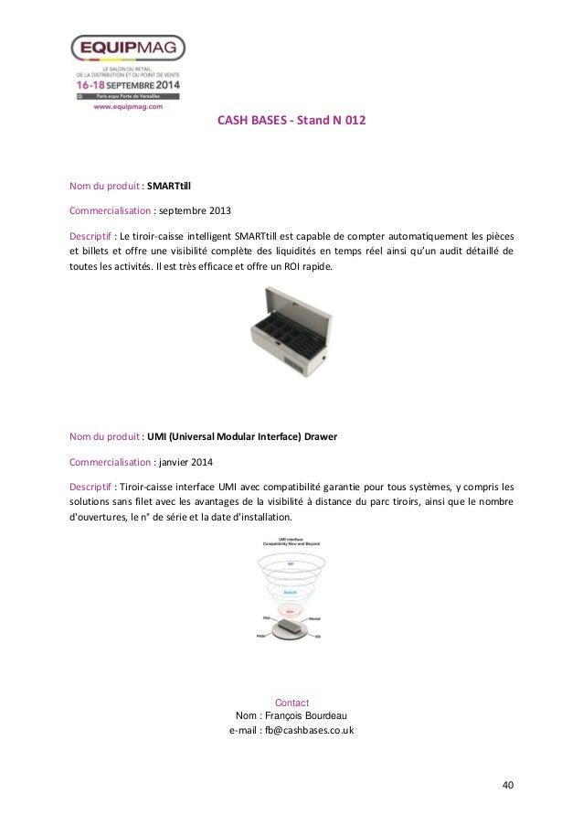 Des 2 Equipmag 2014 Nouveautés Volume Cahier Pnqg48qx