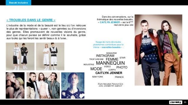 Beauté inclusive 35 « TROUBLES DANS LE GENRE » L'industrie de la mode et de la beauté est le lieu où l'on retrouve le plus...