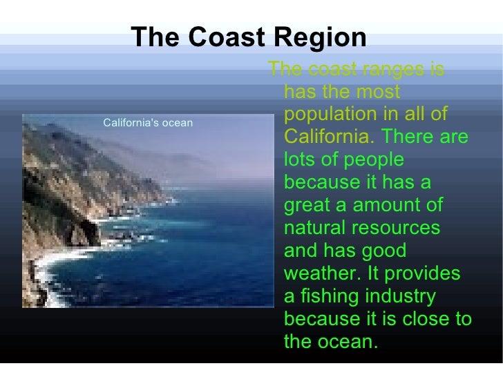 Natural Resources California Mountain Region