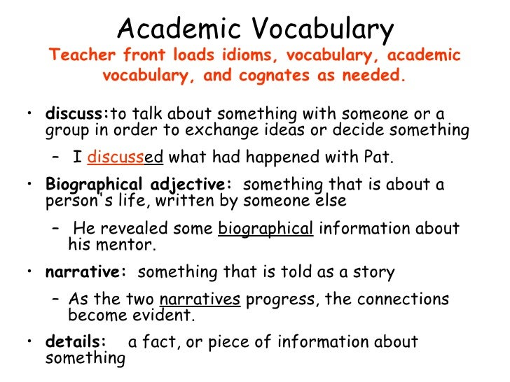 Definition Example Essay  Literature Essays Examples also Process Analysis Essay Example Biographical Narrative Essay  Sinmacarpentersdaughterco How To Write A Personal Narrative Essay