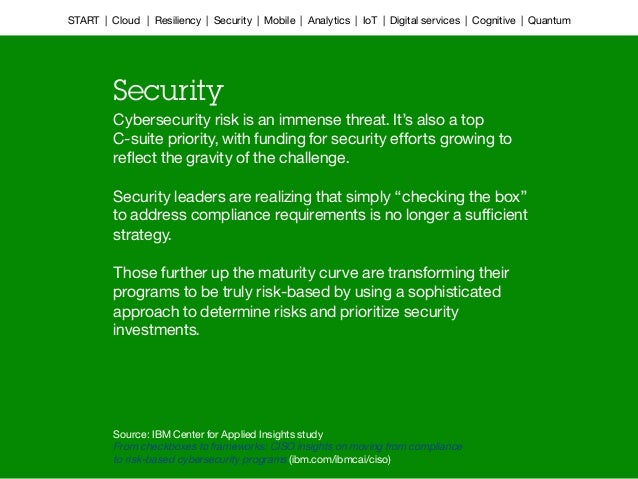 Cybersecurity risk is an immense threat. It's also a top  C-suite priority, with funding for security efforts growing to r...