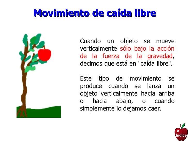 Caida Libre Slide 3