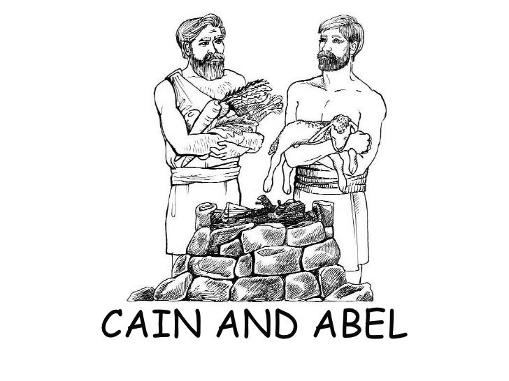 CAIN AND ABEL<br />