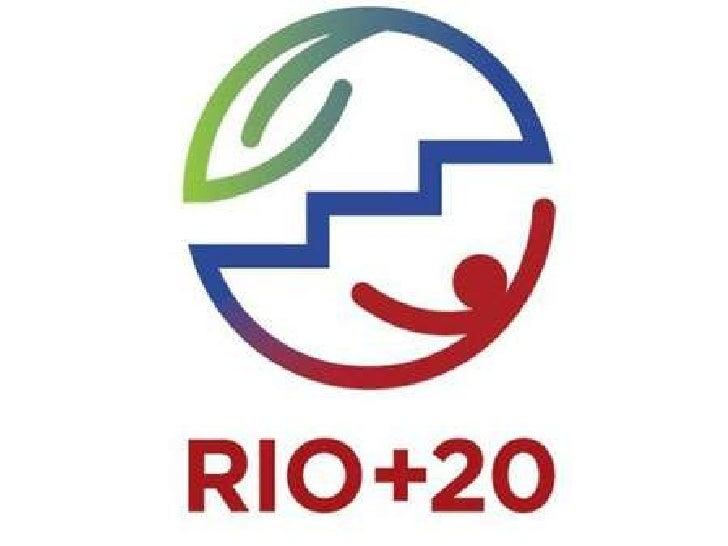    A Conferência das Nações Unidas sobre    Desenvolvimento Sustentável, a Rio+20, será    realizada de 13 a 22 de junho ...