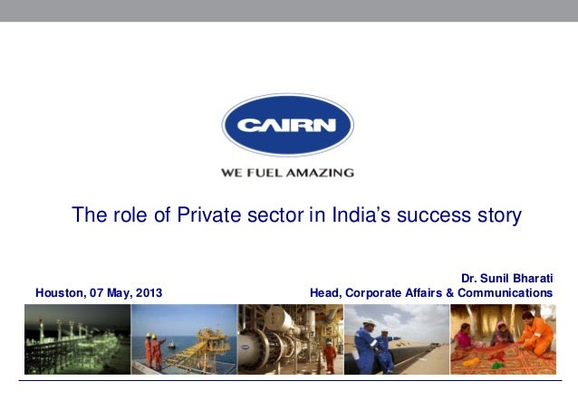 15th Energy Summit, Indian Oil & Gas Sector – To meet future energy needsHouston, 07 May, 2013Dr. Sunil BharatiHead, Corpo...