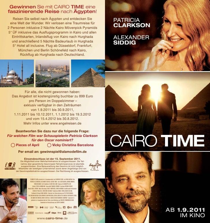 Gewinnen Sie mit CAIRO TIME einefaszinierende Reise nach Ägypten!    Reisen Sie selbst nach Ägypten und entdecken Sie  ein...