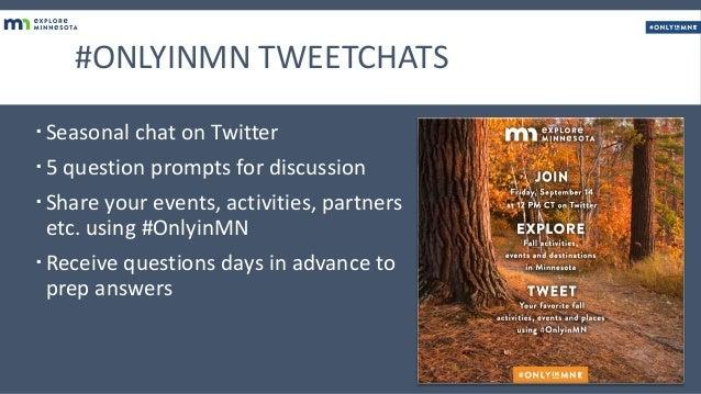Be Social - Explore Minnesota Slide 3